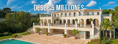 Desde 5 millones de Euros