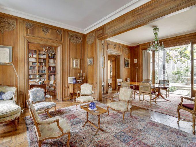 Portal Inmobiliario de Lujo en Paris, presenta mansión de lujo venta en Faubourg Saint-Germain, inmueble exclusivo para comprar y viviendas lujosas en venta en Francia.