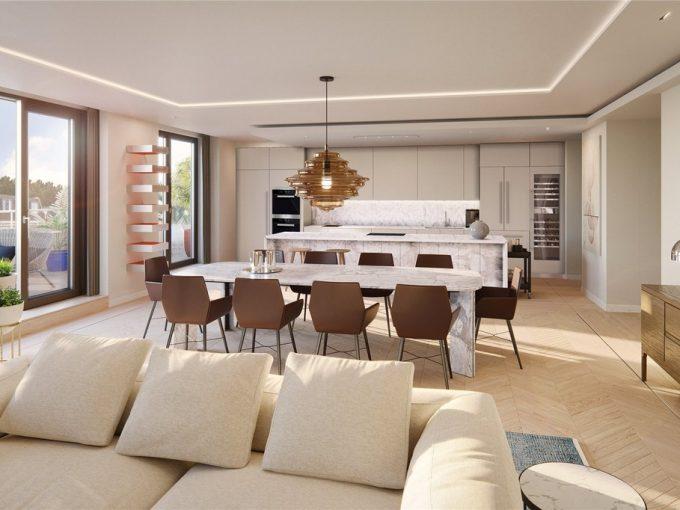 Portal Inmobiliario de Lujo en Londres, presenta ático de lujo venta en Marylebone, piso lujoso para comprar y apartamento independiente en venta en Inglaterra.